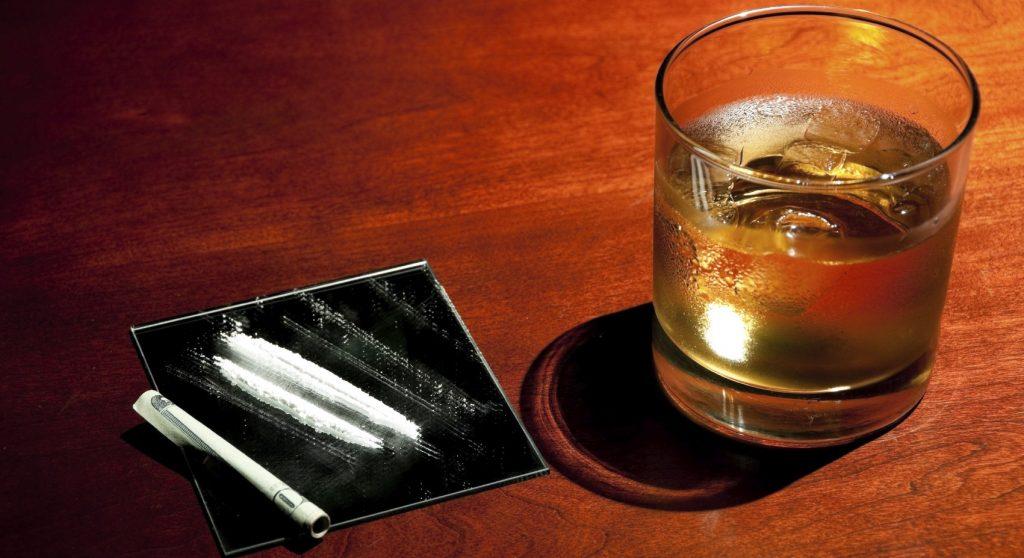 الکل-مواد مخدر