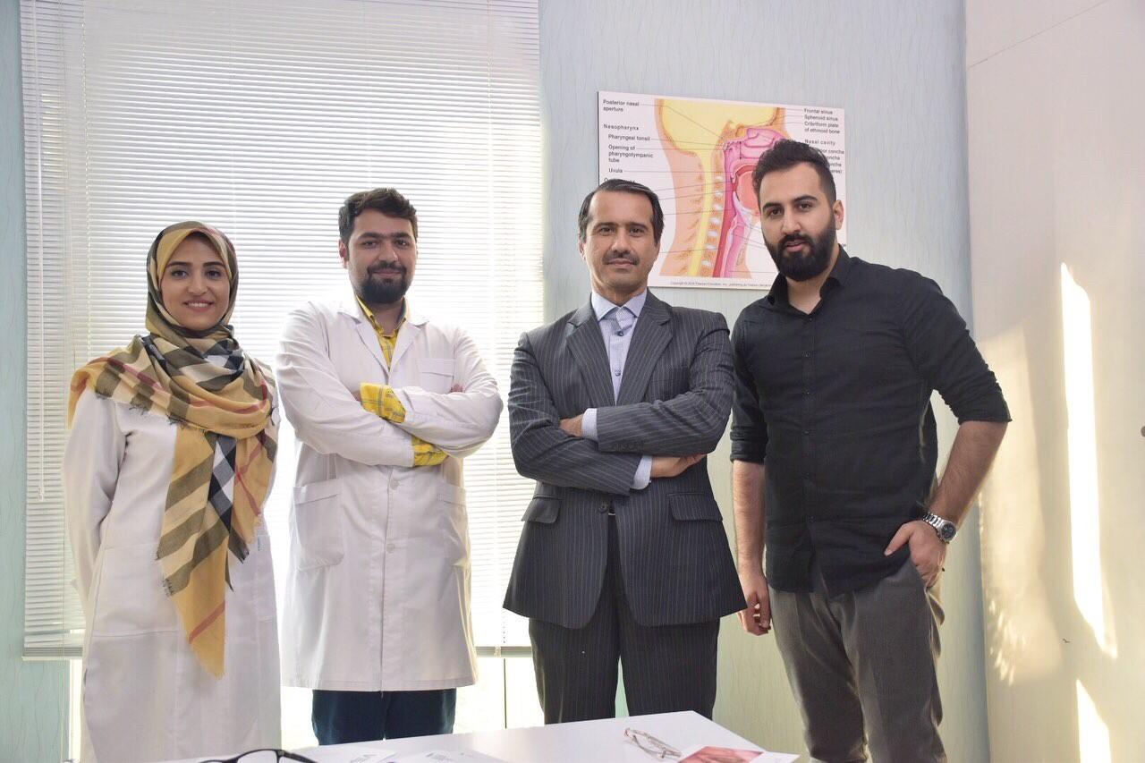 تیم تحقیقاتی ایران وکولوژی