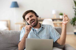 خطرات کلاس آنلاین صداسازی